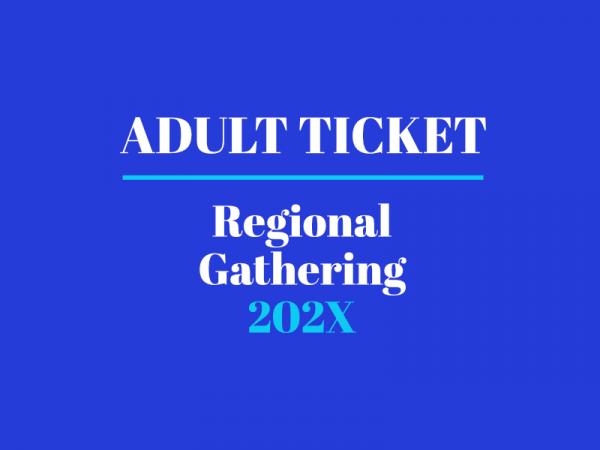 Adult Ticket Placeholder
